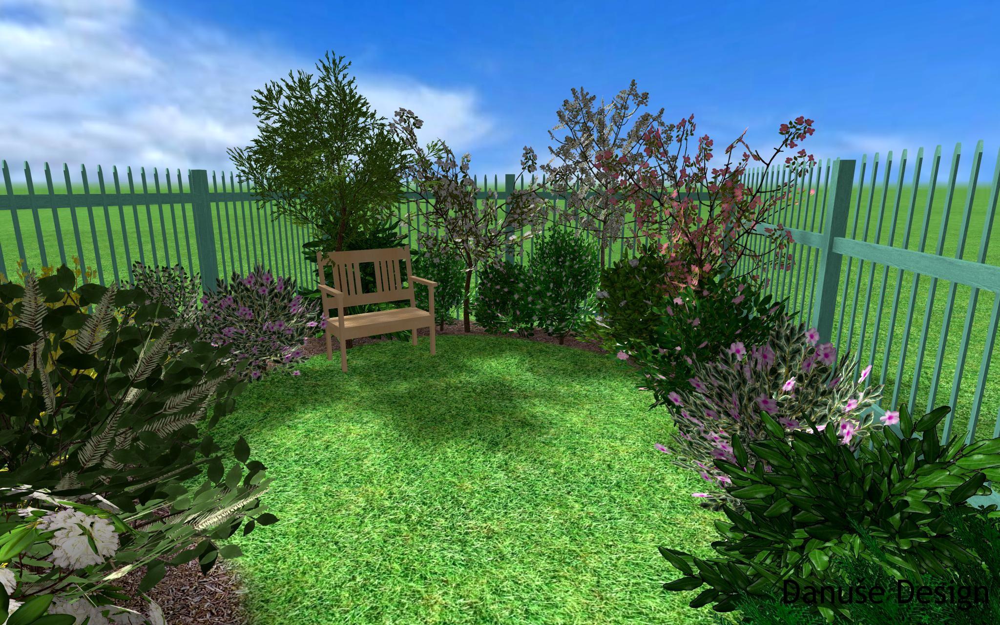 Zahrada s podzemní nádrží16