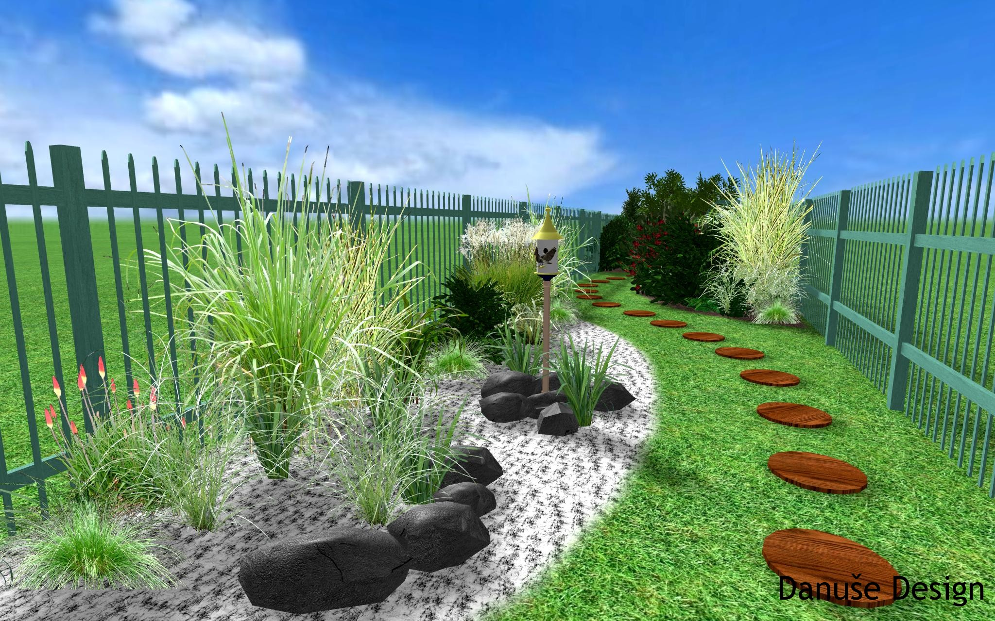 Zahrada s podzemní nádrží21
