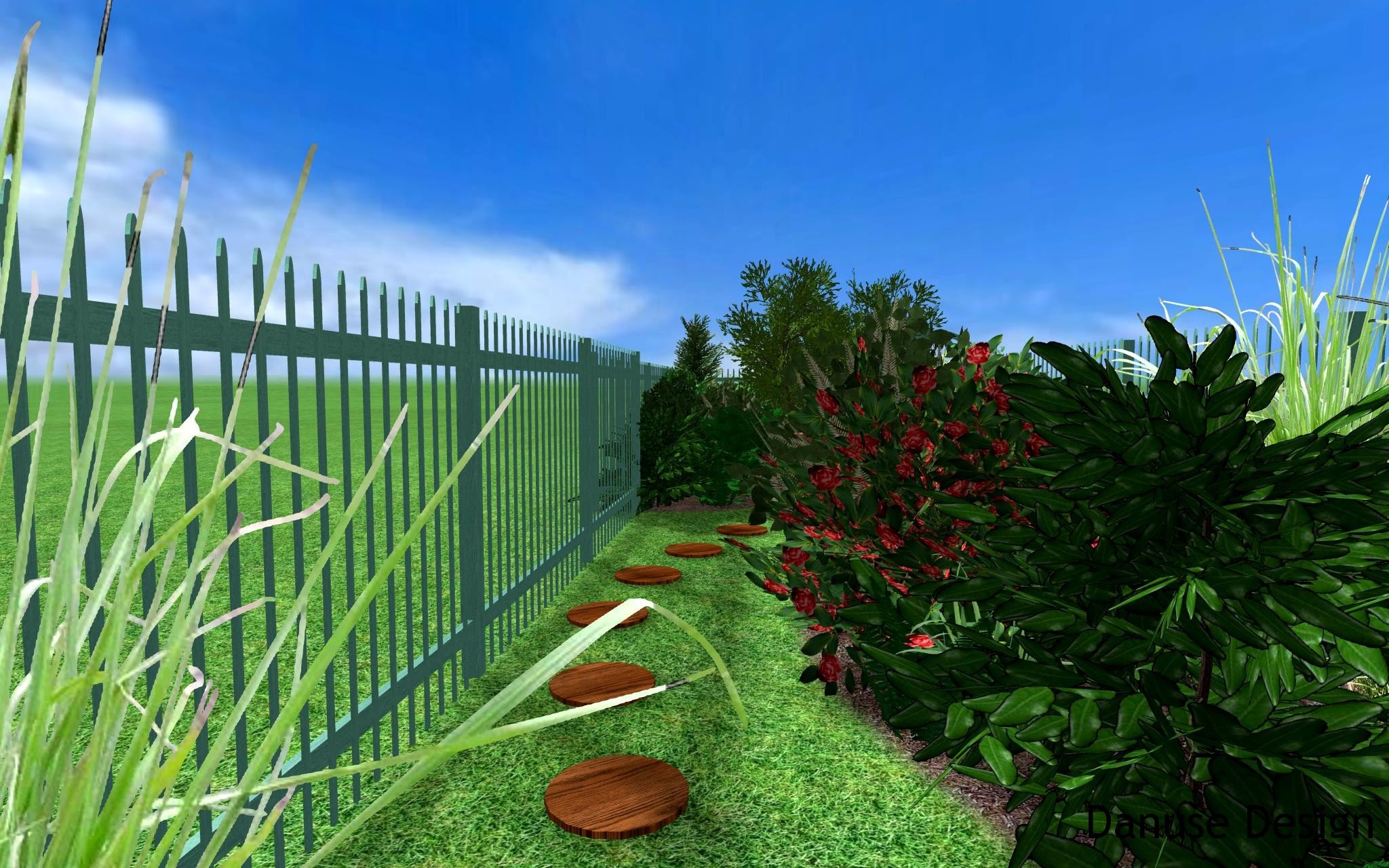 Zahrada s podzemní nádrží22