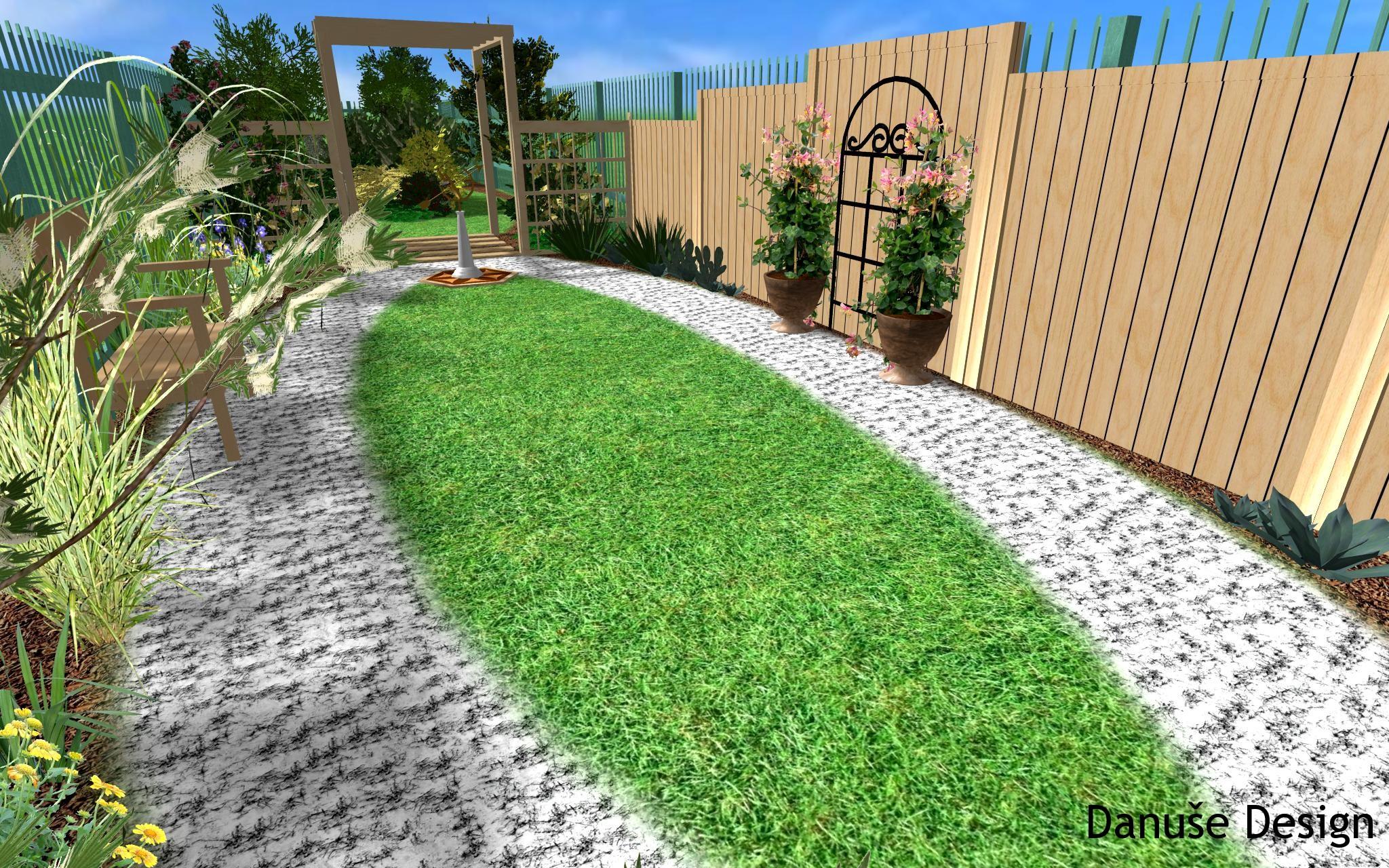 Zahrada s podzemní nádrží4