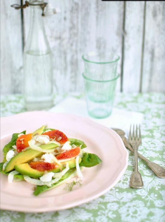BL fenyklový salát
