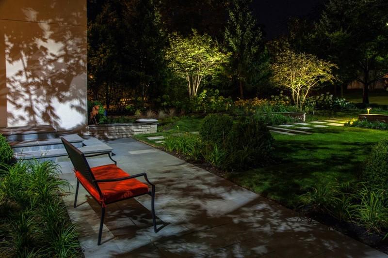 Highland Park Residence - NightLight